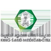 king saud medical city logo